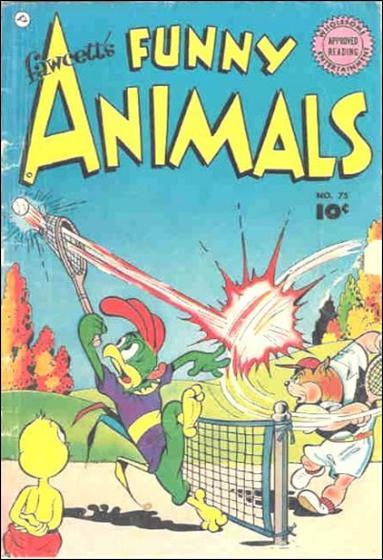 Fawcett's Funny Animals Vol 1 75