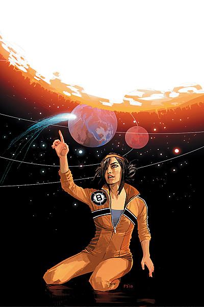 Jocelyn Davis (Wildstorm Universe)