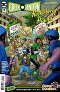 Green Lantern Huckleberry Hound Special Vol 1 1