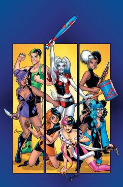 Harley Quinn and Her Gang of Harleys Vol 1 1 Textless.jpg