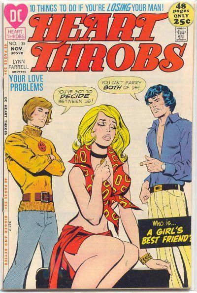Heart Throbs Vol 1 135