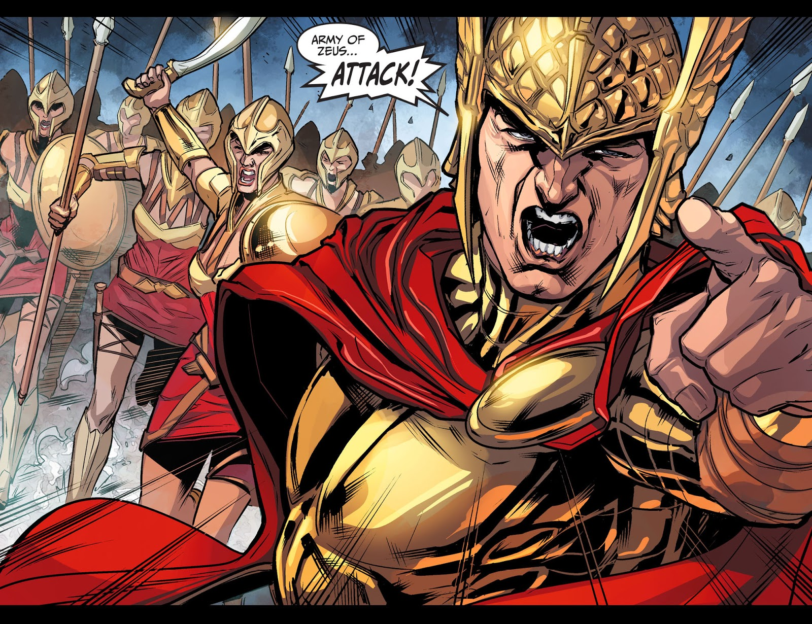 Hermes (Injustice)