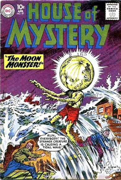House of Mystery Vol 1 97