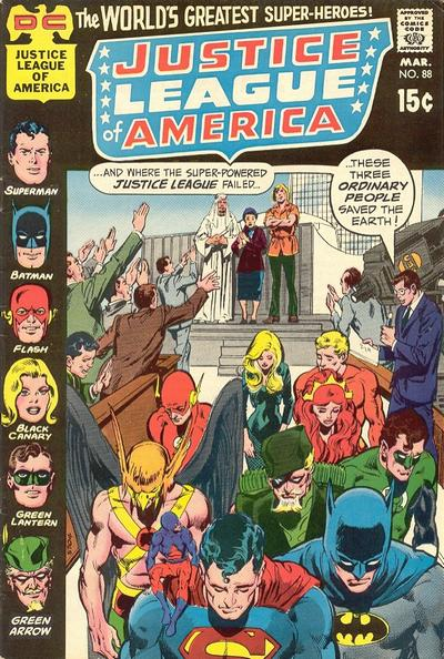 Justice League of America Vol 1 88