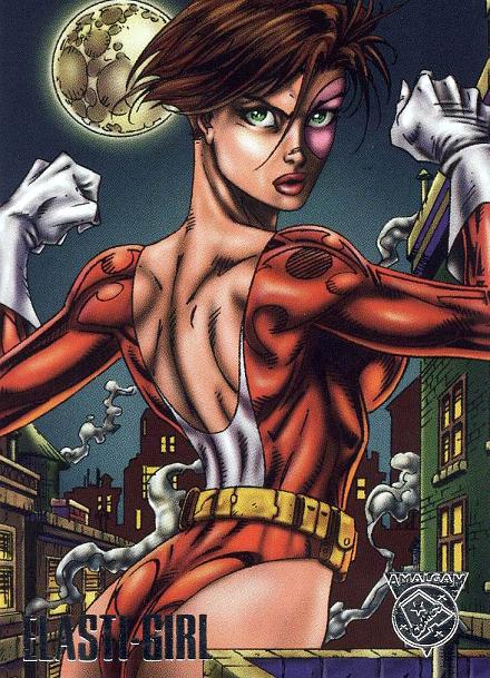 Janet van Dyne (Amalgam Universe)