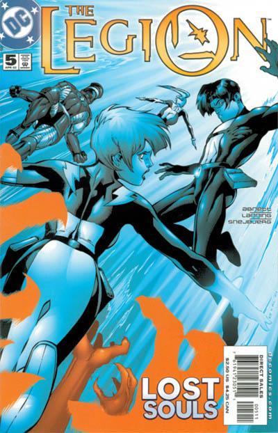 The Legion Vol 1 5