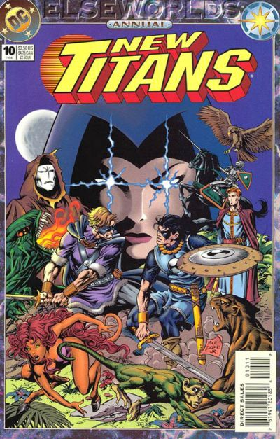 New Titans Annual Vol 1 10