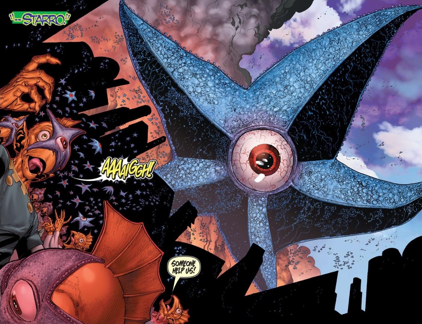Starro (Prime Earth)