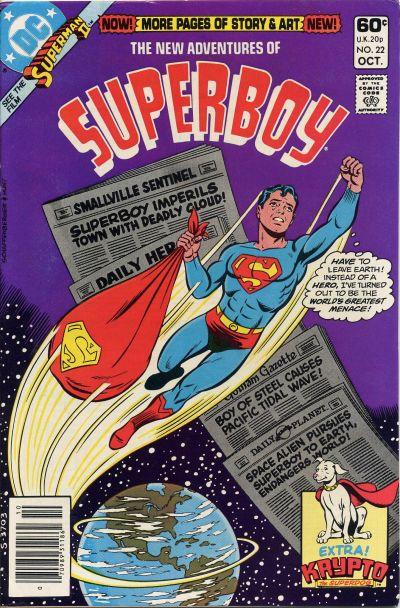 Superboy Vol 2 22