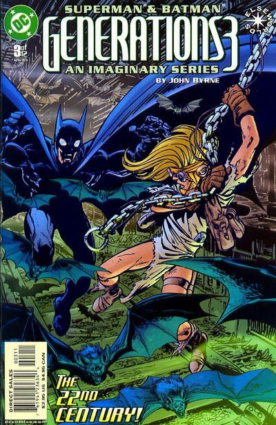 Superman & Batman: Generations III Vol 1 3