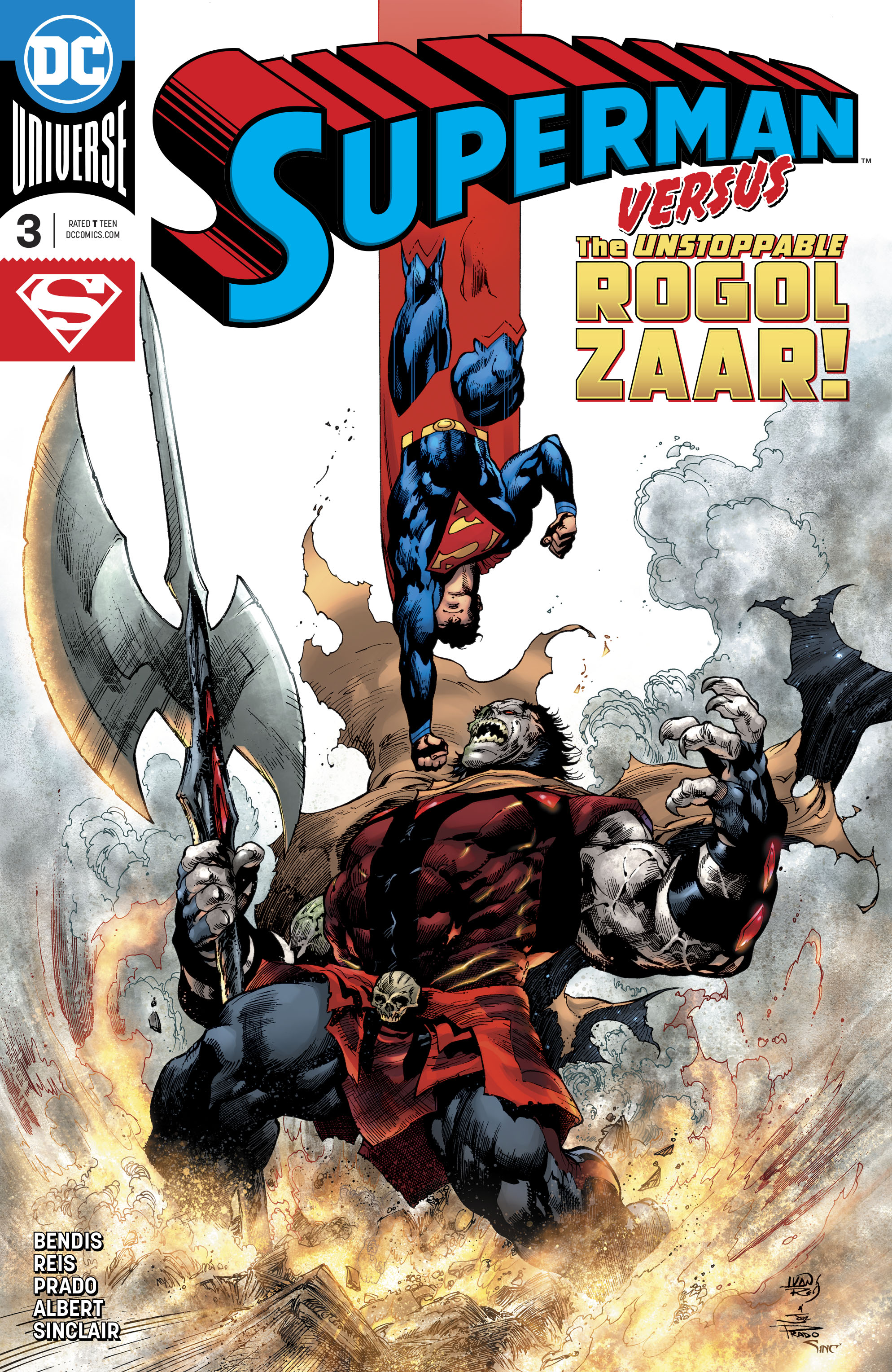Superman Vol 5 3