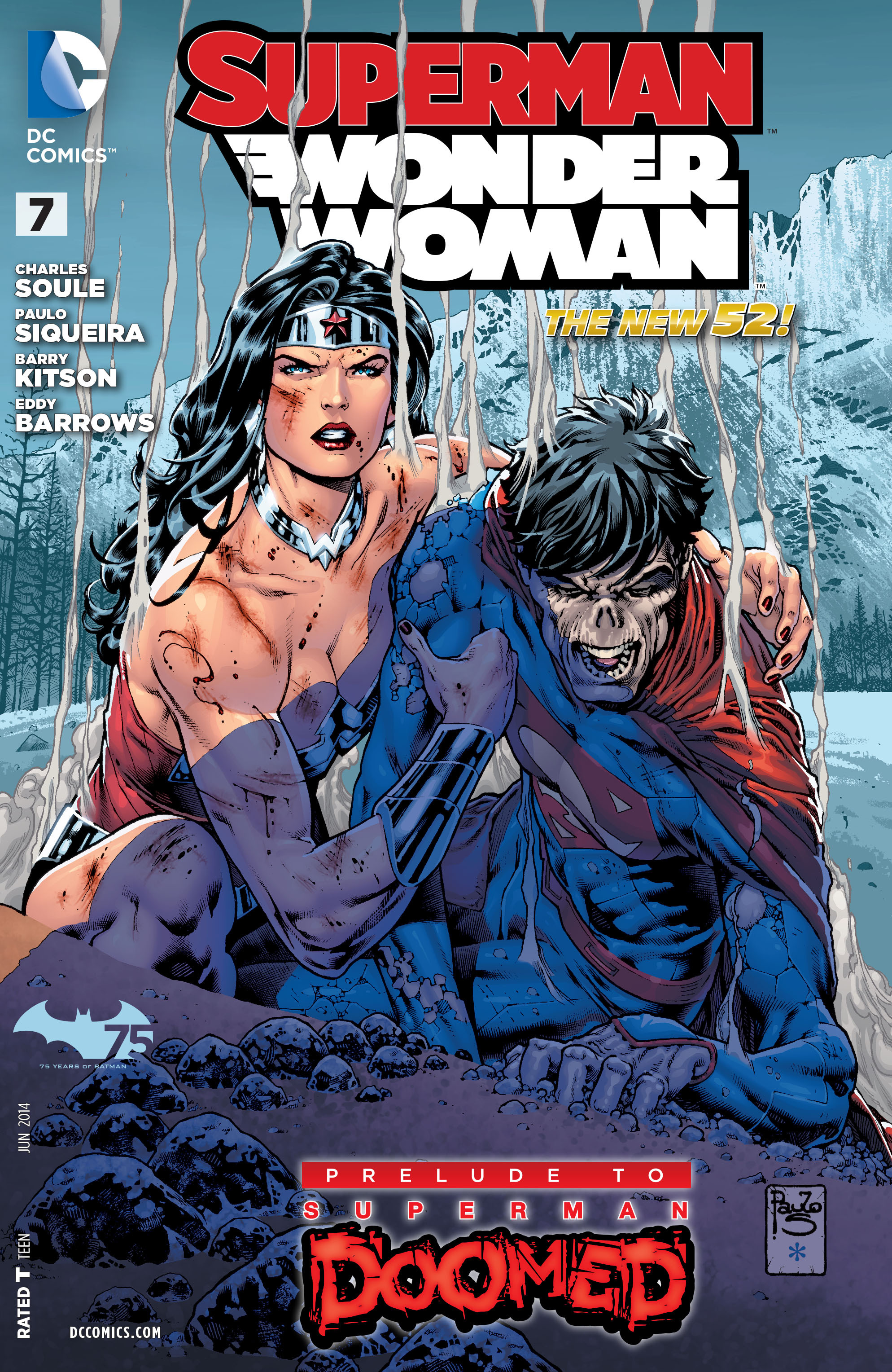 Superman/Wonder Woman Vol 1 7
