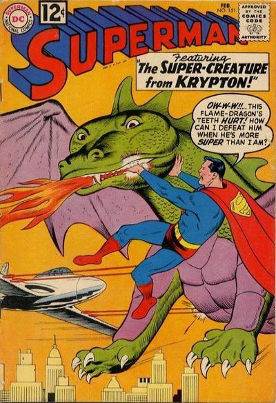 Superman Vol 1 151