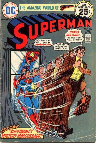 Superman Vol 1 283