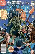 Swamp Thing Vol 2 1
