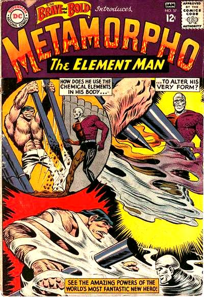 The Brave and the Bold Vol 1 57