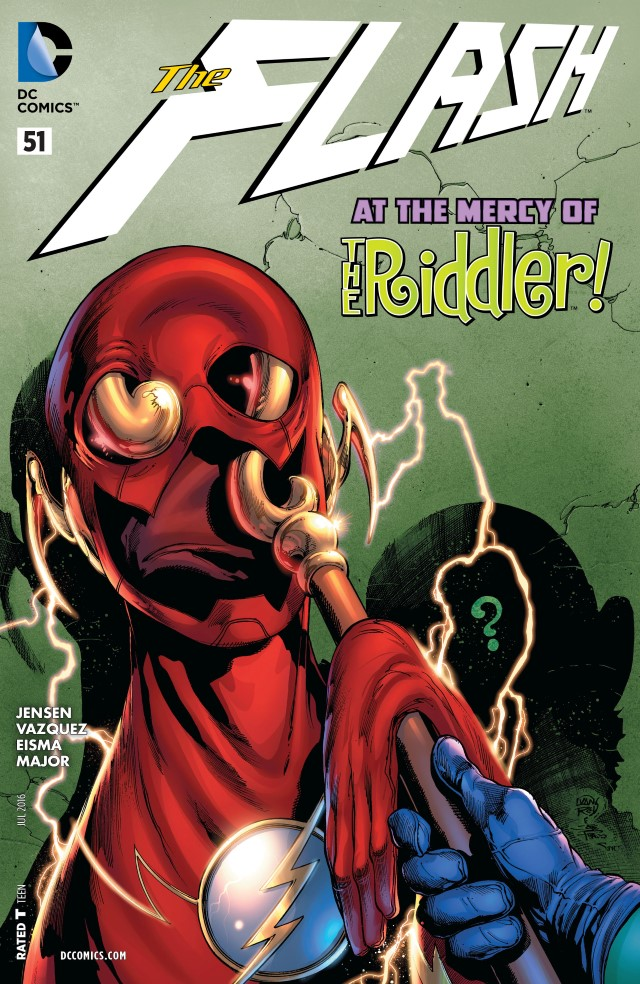 The Flash Vol 4 51