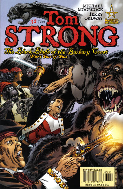 Tom Strong Vol 1 32
