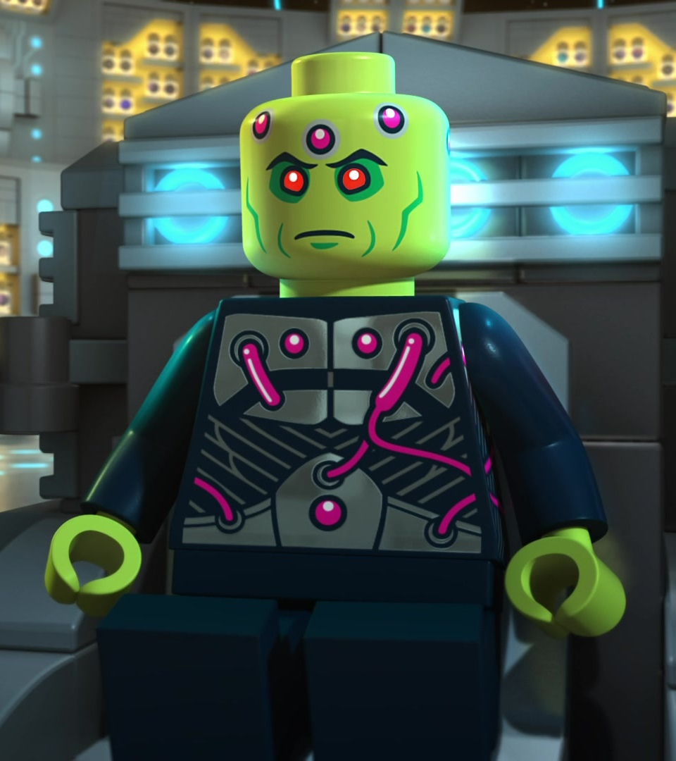 Vril Dox (Lego DC Heroes)