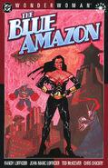 Wonder Woman Blue Amazon