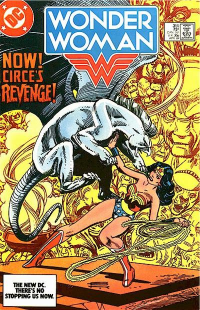Wonder Woman Vol 1 314