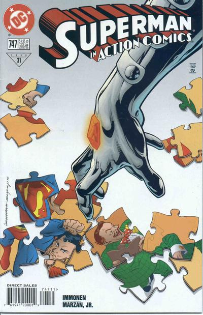 Action Comics Vol 1 747