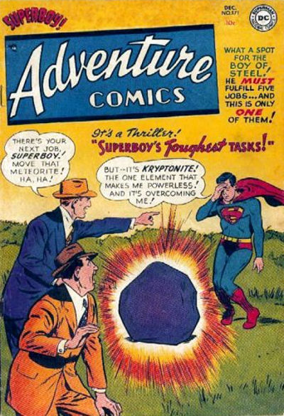 Adventure Comics Vol 1 171
