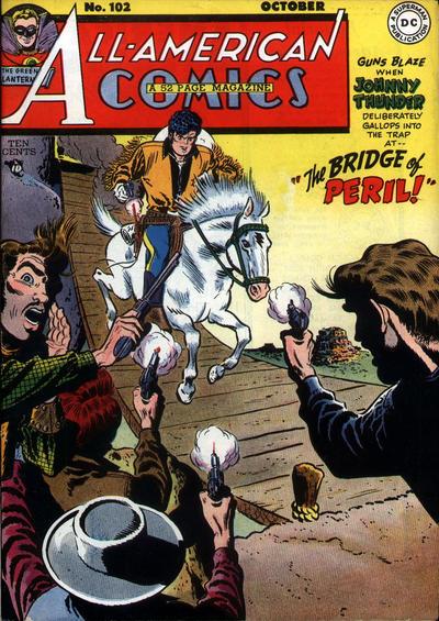 All-American Comics Vol 1 102