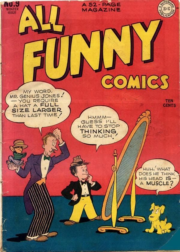 All Funny Comics Vol 1 9