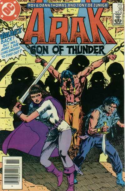 Arak: Son of Thunder Vol 1 38