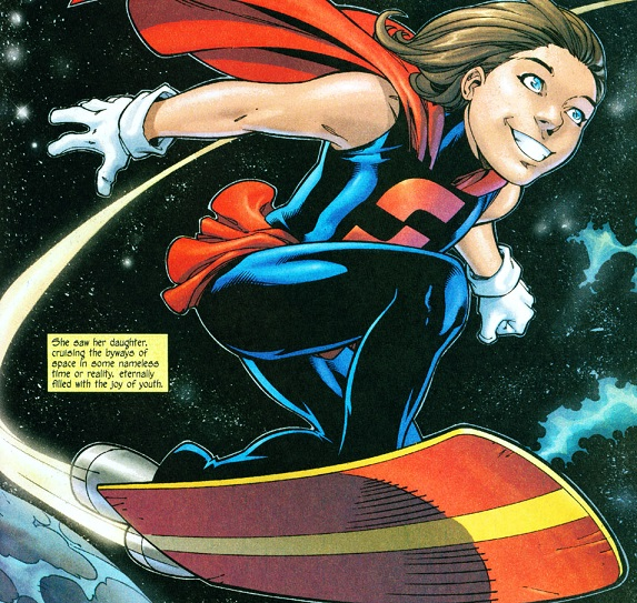 Ariella Kent (New Earth)
