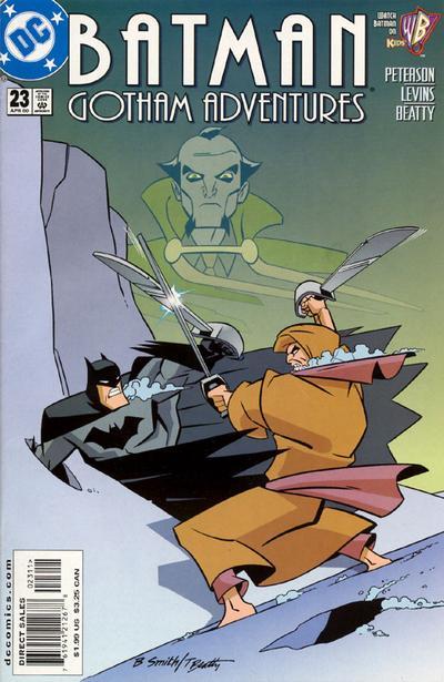 Batman: Gotham Adventures Vol 1 23