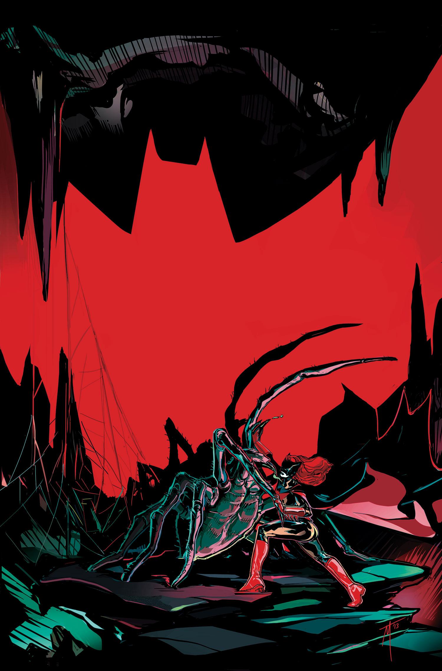 Batwoman Vol 2 28 Textless.jpg