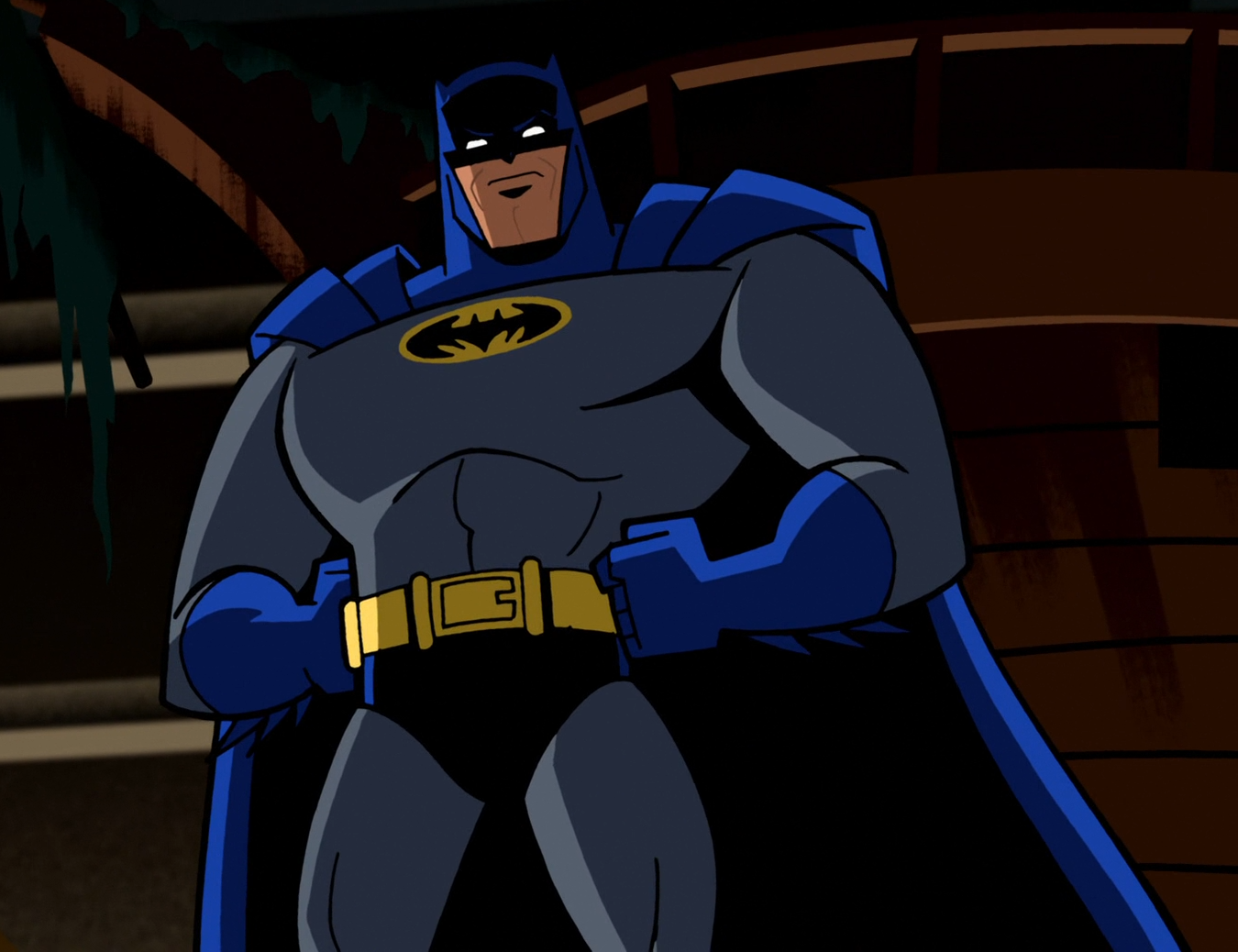 Bruce Wayne (The Brave and the Bold)