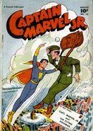 Captain Marvel, Jr. Vol 1 52
