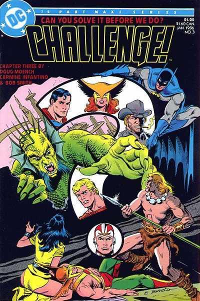 DC Challenge Vol 1 3