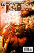 Deathblow Vol 2 2 cover