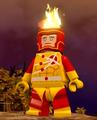 Firestorm Lego Batman 001