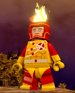 Ronald Raymond (Lego Batman)