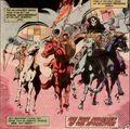 Four Horsemen of Apocalypse Earth-One 001