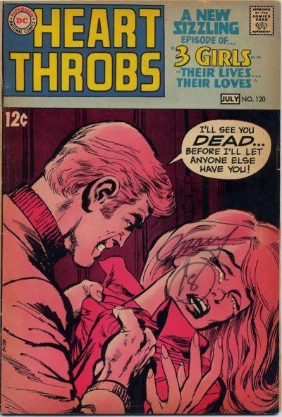 Heart Throbs Vol 1 120