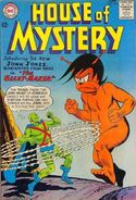 House of Mystery v.1 143