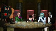 Injustice League Harley Quinn TV Series 0001