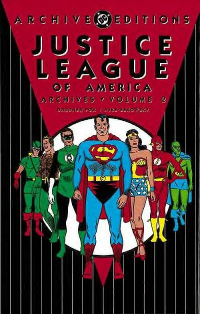 Justice League of America Archives Vol. 2 (Collected)