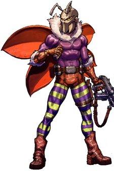 Drury Walker (Arkhamverse)
