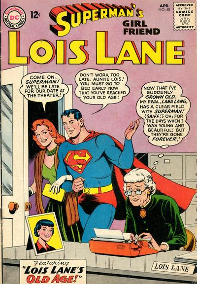 Superman's Girl Friend, Lois Lane Vol 1 40
