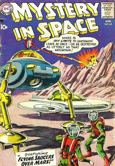 Mystery in Space Vol 1 45