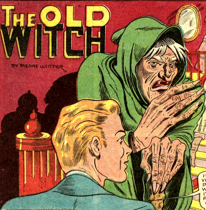 Old Witch (Quality Universe)