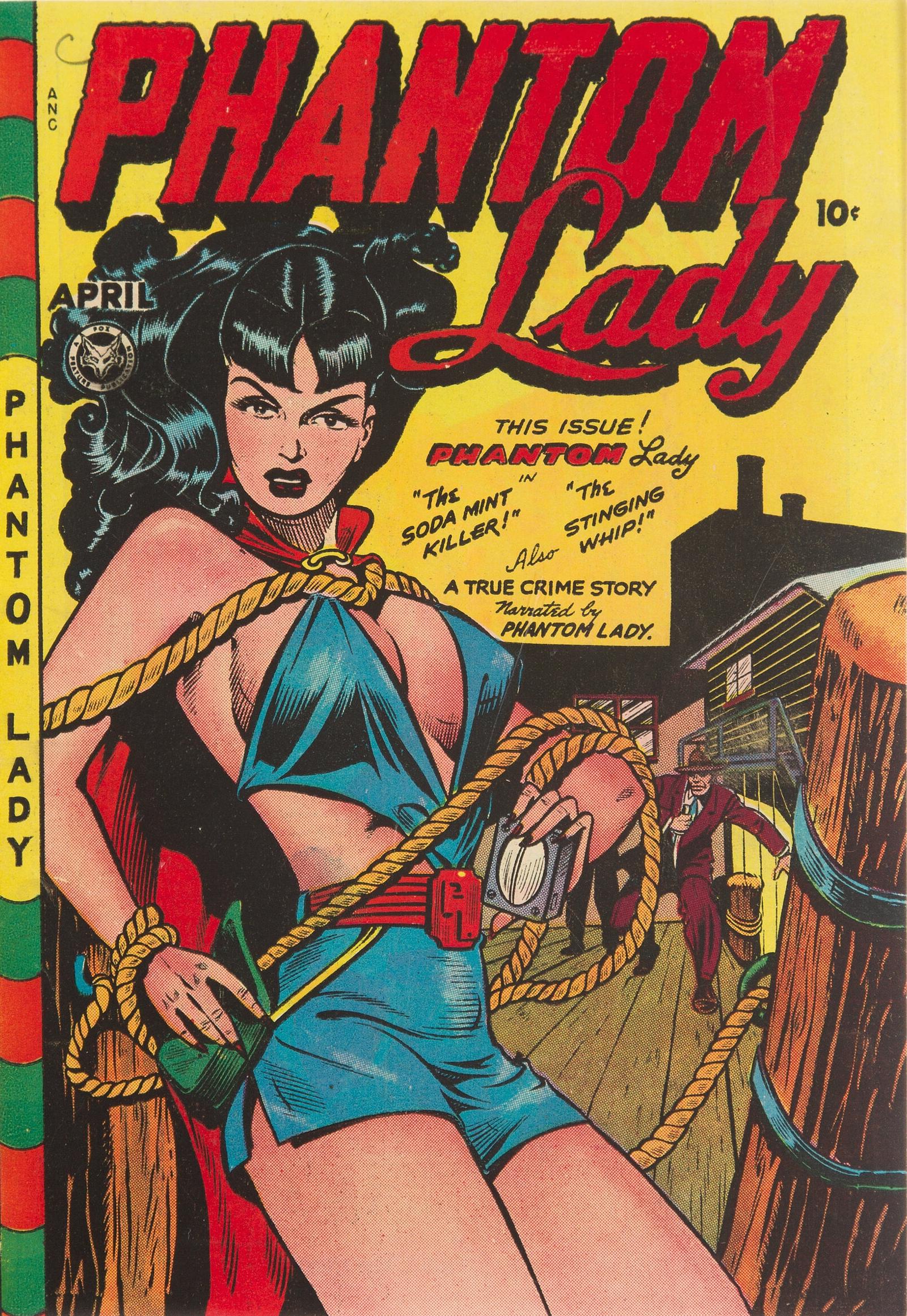Phantom Lady (Fox) Vol 1 17