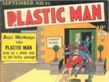 Plastic Man Vol 1 25